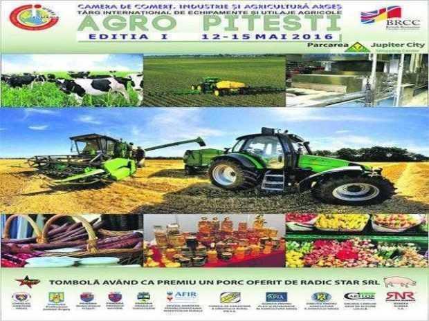 CCI Argeș organizează un târg agricol internațional la Pitești 5