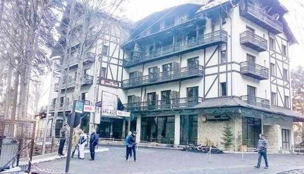 1,6 milioane de euro despăgubire pentru incendiul de la Posada Vidraru 3
