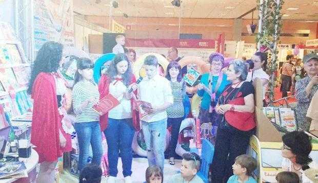 Editura Diana din Piteşti, prezentă la Salonul Internaţional de Carte Bookfest 2016 2