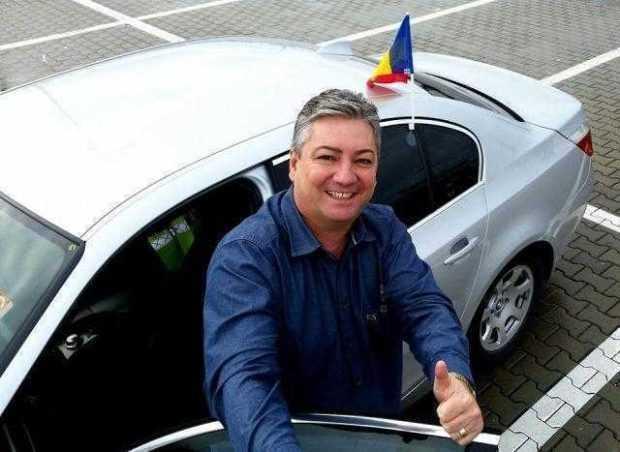 Fostul polițist Dănuț Dinu se vrea viceprimar 5