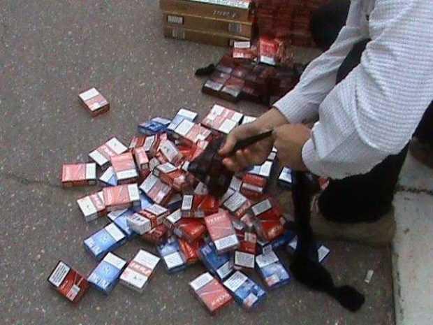 Dosar penal pentru contrabandă cu ţigări 3