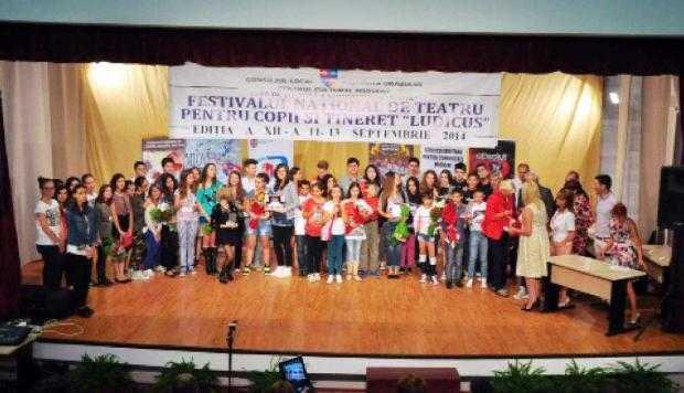 """Interes mare pentru Festivalul de Teatru ,,Ludicus"""" de la Mioveni 5"""