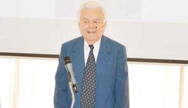 Marin Mocanu, primul rector al Universităţii Piteşti 5