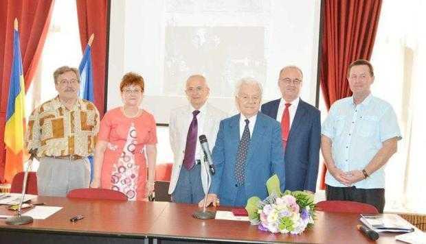 Marin Mocanu, primul rector al Universităţii Piteşti 7