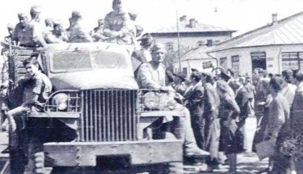 Dezastrul făcut de Armata  Roşie în Argeş după sfârşitul celui de-al doilea război mondial 5