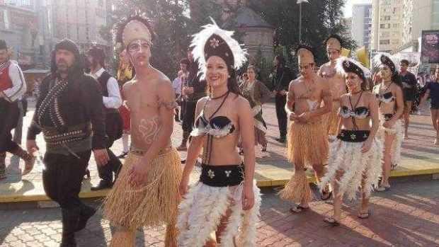 """Festivalul """"Carpați"""" a deschis, miercuri, a zecea ediție a Sărbătorilor Argeșului și Muscelului 7"""
