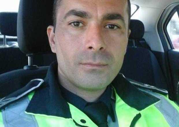 Un polițist beat a avariat trei mașini dintr-o singură manevră 5