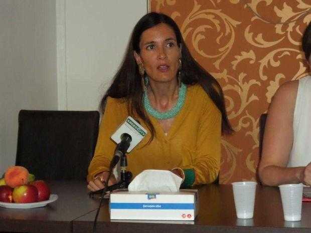 """Clotilde Armand: """"Ne aşteptăm să avem între 20-30% dintre voturi la Piteşti la alegerile parlamentare"""" 2"""