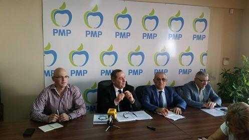 PMP Argeș a stabilit lista candidaților pentru Senat 5