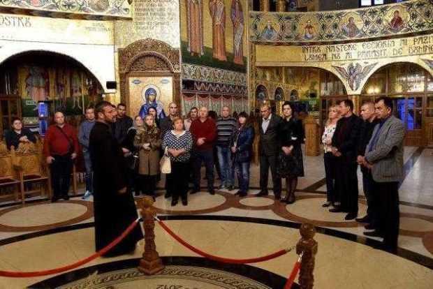 Delegaţie din Basarabia, în Mioveni 6