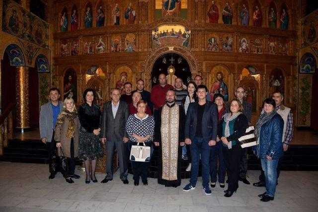 Delegaţie din Basarabia, în Mioveni 8
