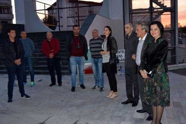 Delegaţie din Basarabia, în Mioveni 9