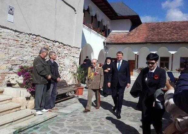 """Preşedintele Klaus Iohannis la Câmpulung: """"România educată e calea spre viitorul României"""" 3"""