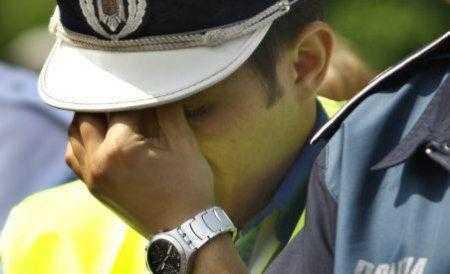 Un tânăr de 26 de ani a bătut un polițist de la Secția 1 Pitești 6