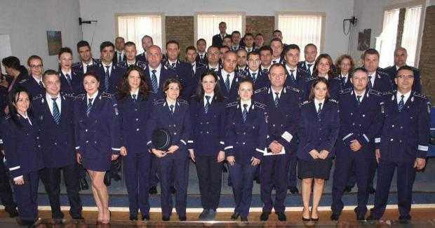 Avansări în grad la Inspectoratul de Poliţie Judeţean Argeş 5