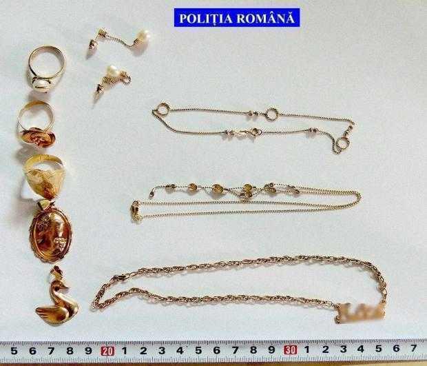 Dacă v-au fost furate bijuteriile din aur mergeți să le recuperați de la Poliție 3