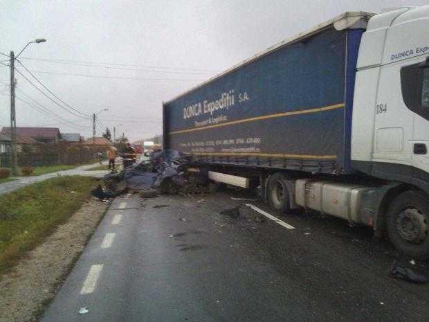 Alte imagini cu accidentul teribil de la Bascov 5