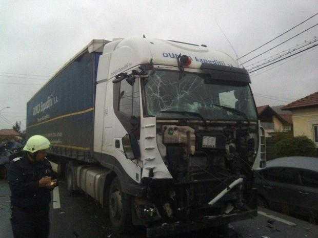 Alte imagini cu accidentul teribil de la Bascov 9