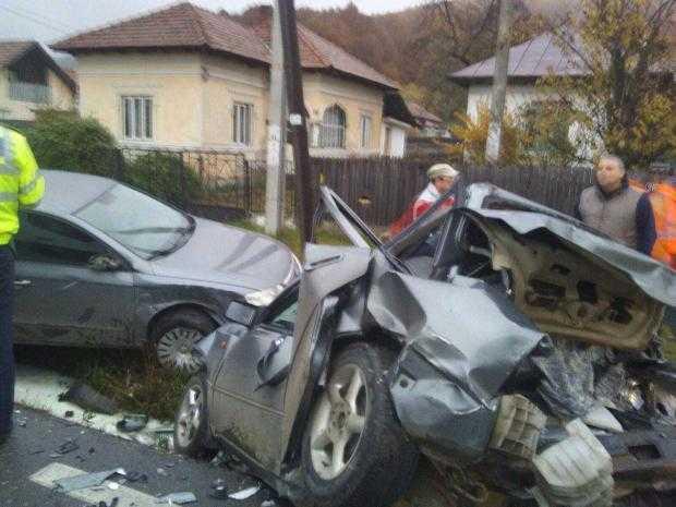 Alte imagini cu accidentul teribil de la Bascov 8