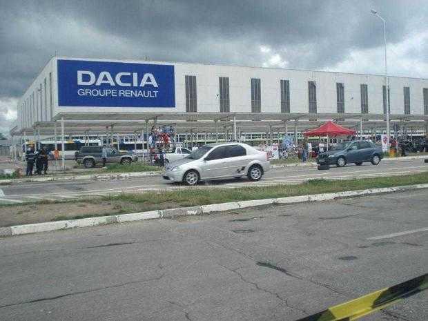 Pe 23 octombrie, Dacia-Renault îşi verifică sistemul de alarmare publică 5