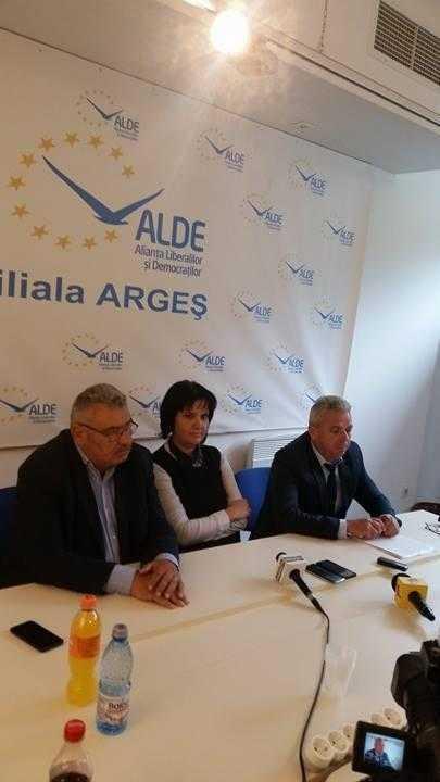 Virgil Baciu, primarul PNL din Corbi, susţine ALDE la alegerile parlamentare 4