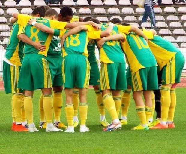 CS Mioveni a urcat pe locul III în liga secundă de fotbal 5