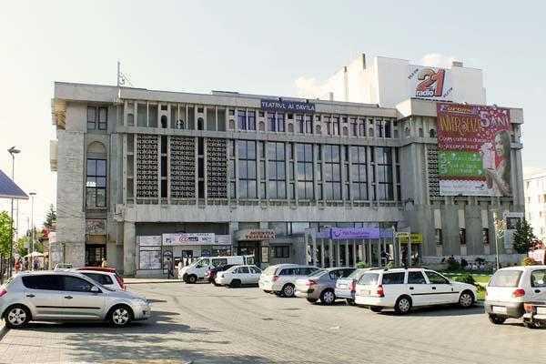 Se va relua procedura de selecție a unui director pentru Teatrul Alexandru Davilla 5