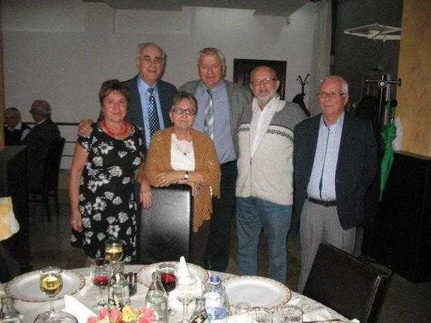 Foștii directori de la Arpechim s-au întâlnit într-un cadru festiv 2