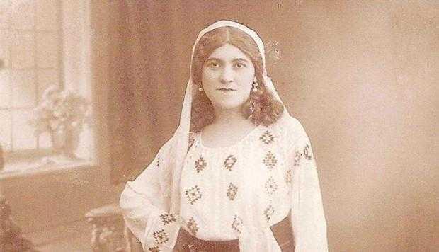 Mezzosoprana şi profesoara de canto Maria Ortansa Ionescu 5
