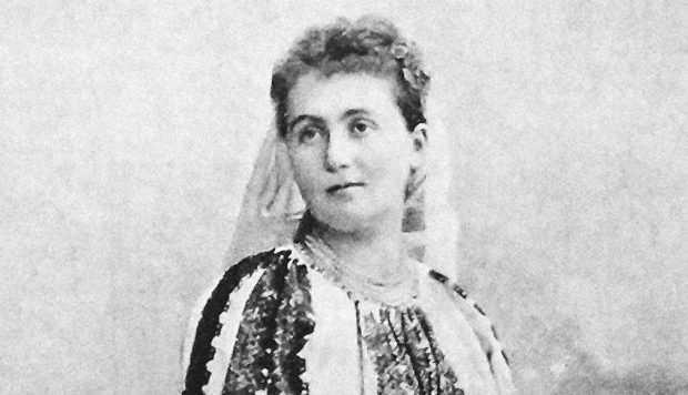 Elisa Brătianu, soţia liberalului Ionel Brătianu 6