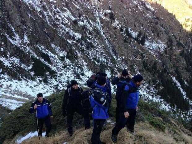 Au fost găsiți frații dispăruți în Munții Făgăraș 6