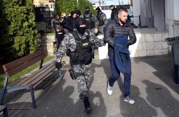 Cei patru bărbați care i-au bătut pe patronii clubului Epique au fost reținuți 5