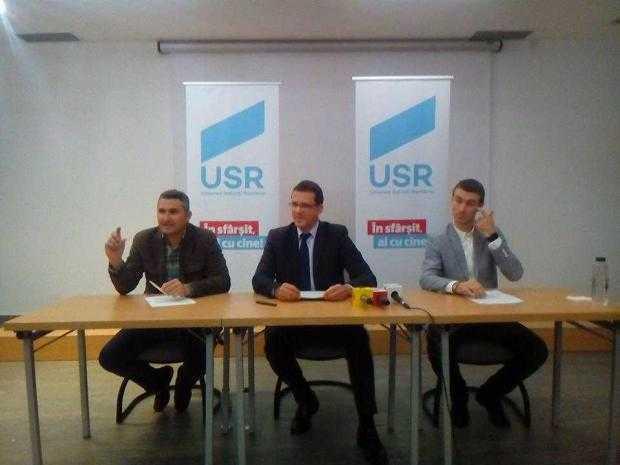 Iată cine sunt candidații USR Argeș la alegerile din decembrie 5