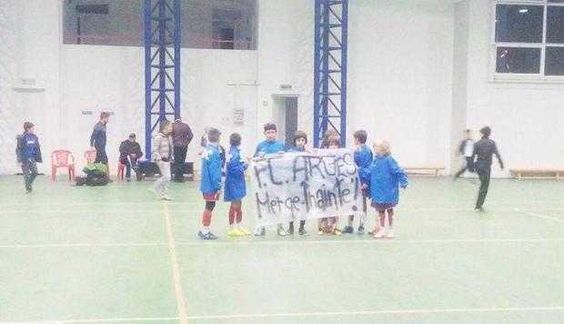 Juniorii de la FC Argeş 1953 au ajuns în primele opt echipe din ţară 4