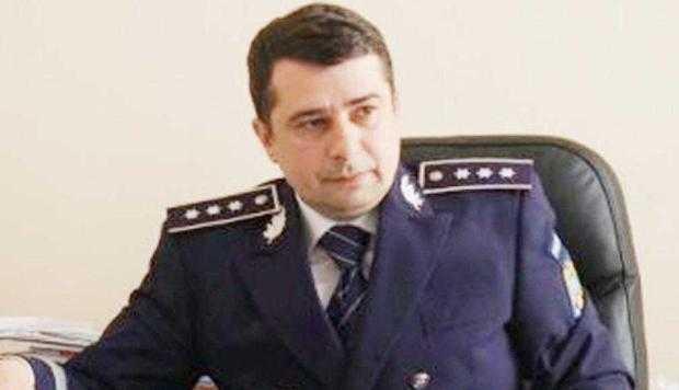 Musceleanul care conduce  Poliţia Rutieră a devenit general 5