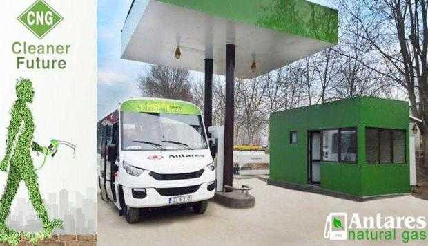O companie vâlceană va amplasa la Piteşti o staţie de alimentare a vehiculelor cu gaz natural comprimat 6
