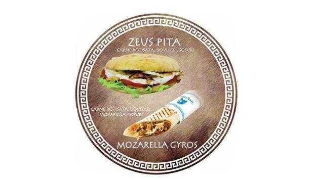 S-a deschis un restaurant cu specific grecesc în centrul Piteştiului 8