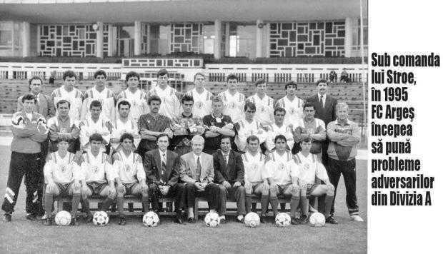 Remember. Stroe şi rolul său crucial în renaşterea FC Argeş din anii 90 6