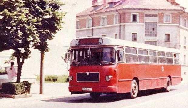 Istoricul serviciului de transport public din Piteşti 3