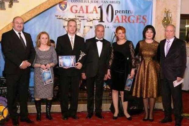 Gala 10 pentru Argeş, un eveniment de valoare care a premiat performanţa 4