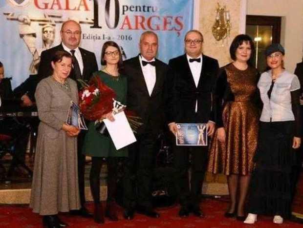 Gala 10 pentru Argeş, un eveniment de valoare care a premiat performanţa 5