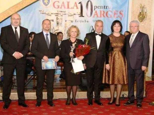 Gala 10 pentru Argeş, un eveniment de valoare care a premiat performanţa 6