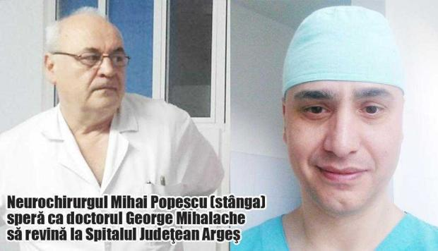 Secţia de Neurochirurgie a Spitalului Judeţean riscă să rămână fără doctori 6