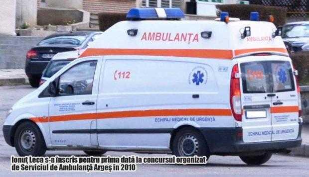 Un şofer de la Serviciul de Ambulanţă Argeş a participat la şase concursuri cu diplomă de bac falsificată 3