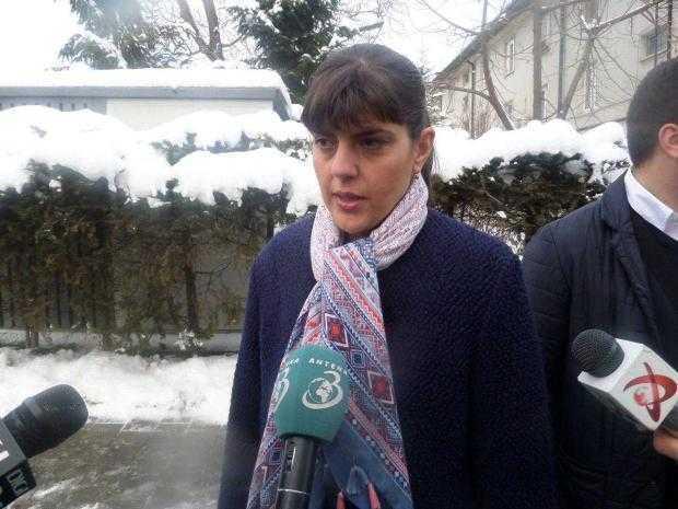 Laura Codruta Kovesi ianuarie2017 pitesti