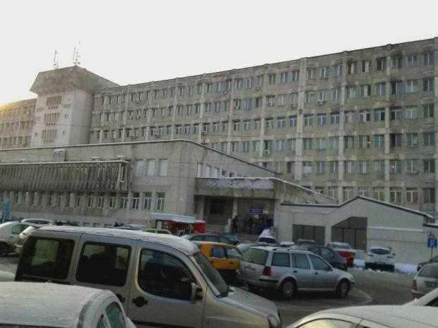 Spitalul Judetean 2017