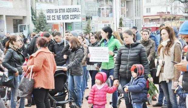 5 miting criza bebelusilor