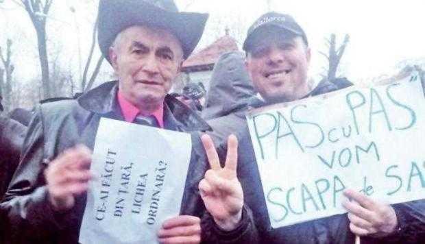 11 Cotenescu protest