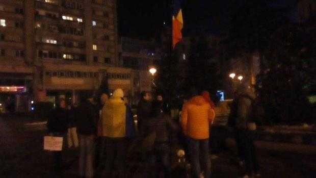 """O nouă seară de proteste la Piteşti: """"Guvernul Grindeanu nu mai e credibil"""" 5"""