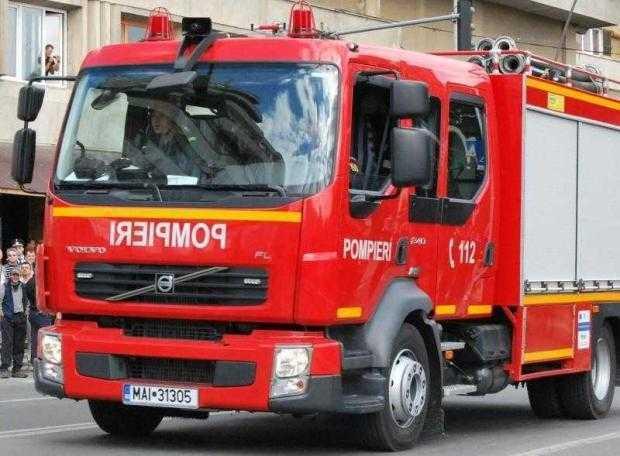 pompieri pubela